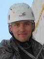Промышленный альпинист Антон Соловьев